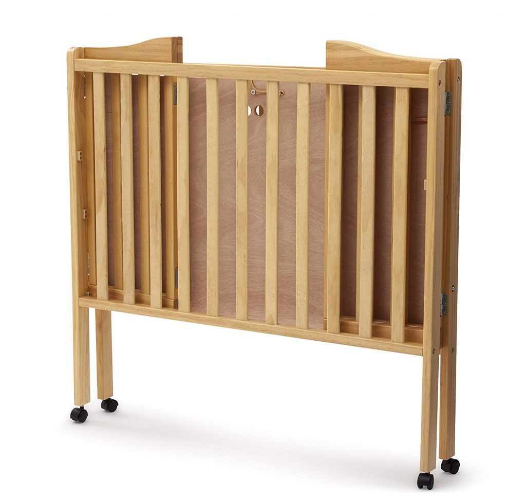 best baby crib for small space