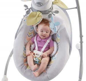 indoor baby swing