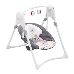 are baby swings good for babies