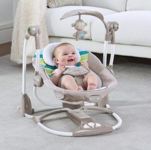 how to choose the best baby swing