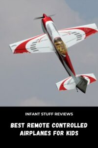 Best RC airplanes for kids with long battery