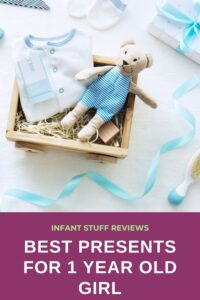 Best Presents for 1 Year Old Girl for any event