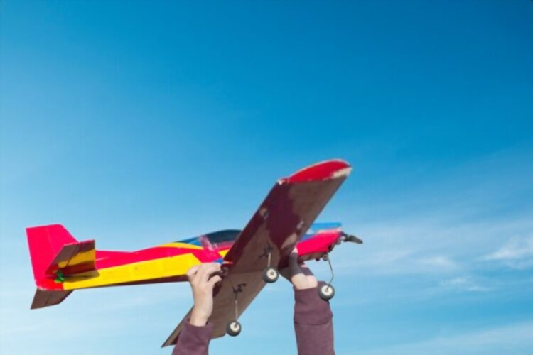 Remote controlled aeroplanes for kids