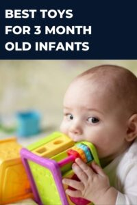 best toys for 3 month old infants babies