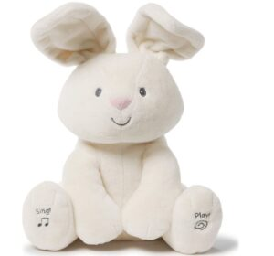 perfect bunny gift for 1 year old girl