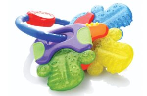 infants 3 months old Cooling teething toy