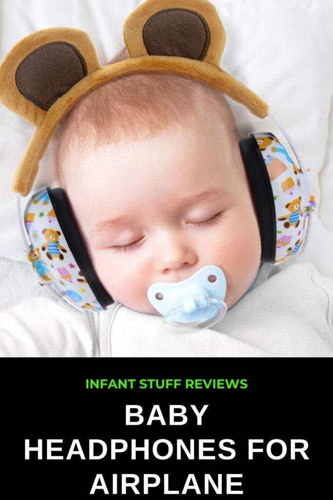 Best Baby Headphones for Airplanes