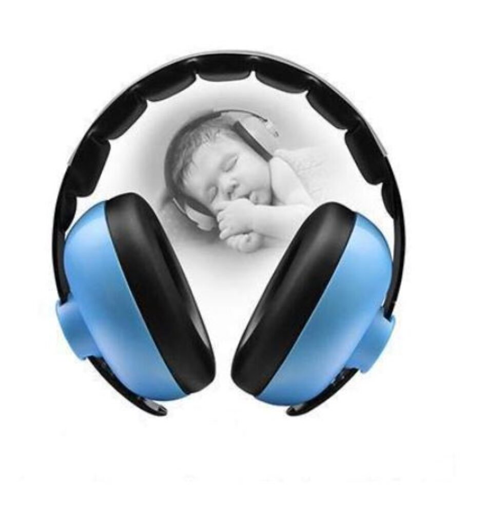 baby headphones hearing protection for traveling