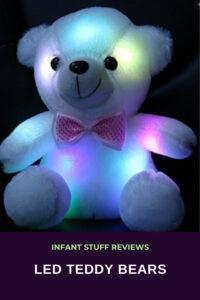 best LED teddy bear night light