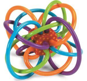 Sensory development toys for nine month old kid