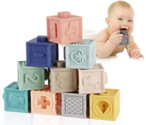 best chewing blocks toys for baby's development