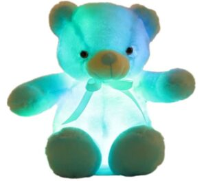 Most Reliable Light up teddy bear