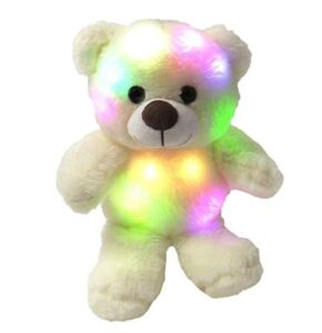 Ideal LED teddy bear that helps your baby to sleep