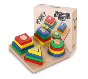Shape sorter toys for baby learning
