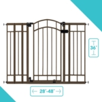 Best Baby Gates For Maximum Safety 2021 Buying Guide